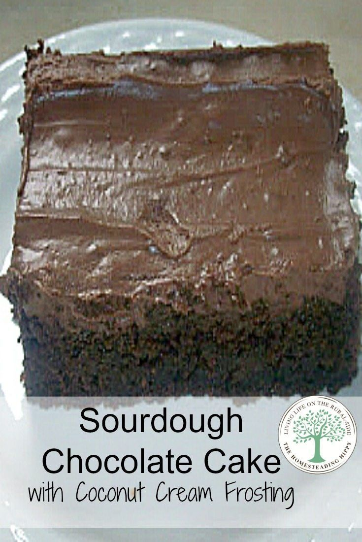 The delicious combination of sourdough meeting chocolate is a taste sensation like no other! The Homesteading Hippy #homesteadhippy #sourdough