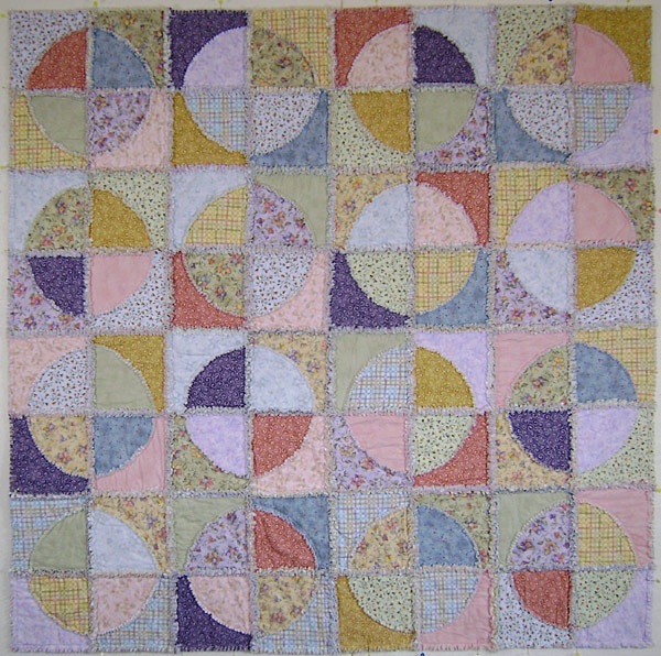 1000+ images about rag quilts on Pinterest Rag Quilt, No Sew Quilts and Quilt