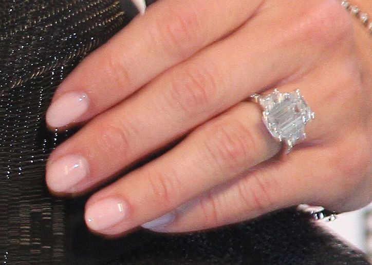 45 best Celeb Engagement Rings images on Pinterest Celebrity