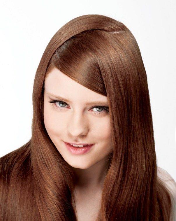 создание шоколадно молочный цвет волос фото холмистой местности