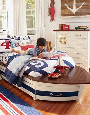 8 best Nautical Themed Bedroom Camerons room images on Pinterest