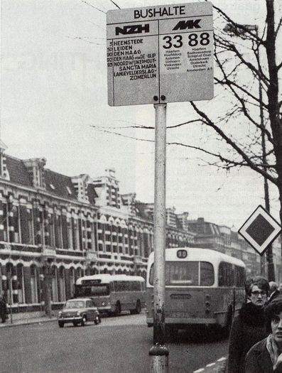Wilhelminastraat in Haarlem