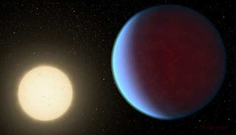 Previous studies of 55 Cancri e haven't been able to determine whether this super-Earth hosts an atmosphere. A new study settles the question.