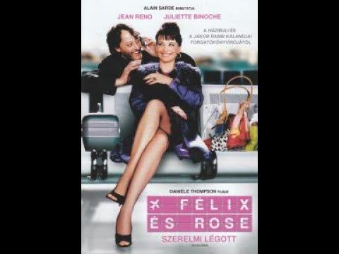 Félix és Rose /Décalage horaire/, francia-angol vígjáték/2002