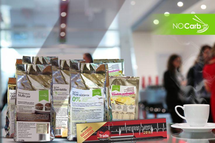Az a megtiszteltetés érte cégünket, hogy a NoCarb Noodle Kft. és termékei bemutatkozhatnak a Trade Magazin 4 napos Business Days konferenciáján! Köszönjük!