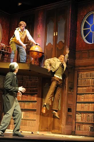 The Play That Goes Wrong Review http://www.frostmagazine.com/2014/12/the-play-that-goes-wrong-review/ #theatre #London   What a treat yesterday. A trip to the theatre to see The Play That Goes Wrong. I'd been looking for a follow up to Noises Off and I found it at the Duchess Theatre and the gloriously manic, physically testing and exuberantly hilarious The Play that Goes Wrong. Once, and once only have I been…