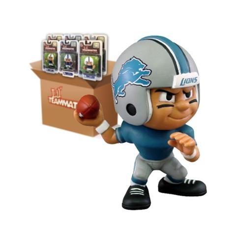NFL Detroit Lions Lil Teammates Quarterback Figure