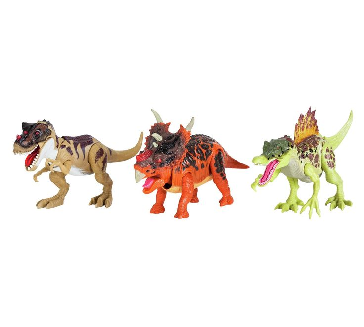 Buy Chad Valley Dinosaur Lights and Sounds Assortment at Argos.co.uk, visit Argos.co.uk to shop online for Electronic toys and games, Electronic toys, Toys