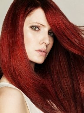 Enjoyable 1000 Images About Red Hair On Pinterest Deep Violet Hair Dark Short Hairstyles Gunalazisus