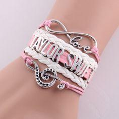 Infinity Love Taylor Swift bracelet