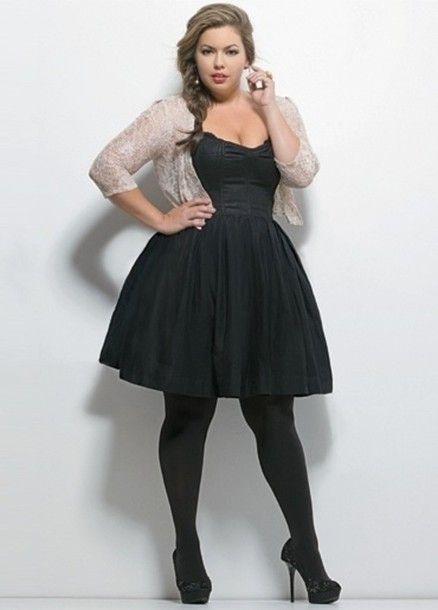 dress plus size dresses little black dress