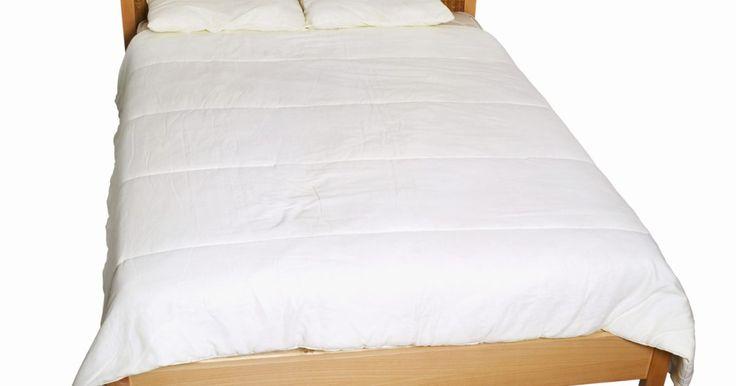 Como juntar duas camas de solteiro para fazer uma cama maior