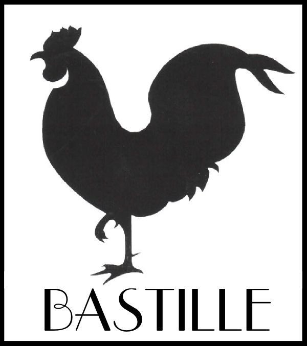 bastille old town menu