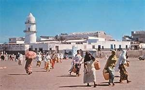Djibouti, capital of Djibouti, Eastern Africa