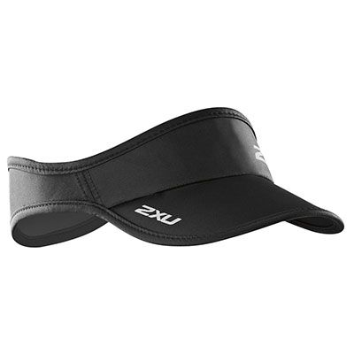 Health Goth // Rebel Sport / 2XU Run Visor