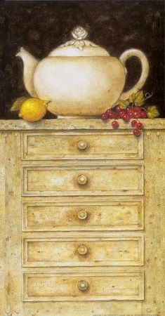 Urn on a Dresser IV (Eric Barjot)