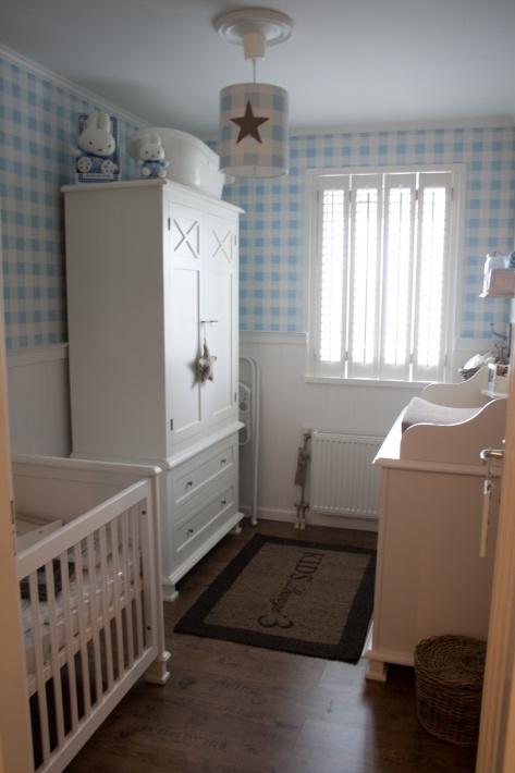 Dit is de kamer van mijn zoontje