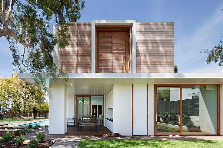 House on Wellington Street by Robert Mills Architects