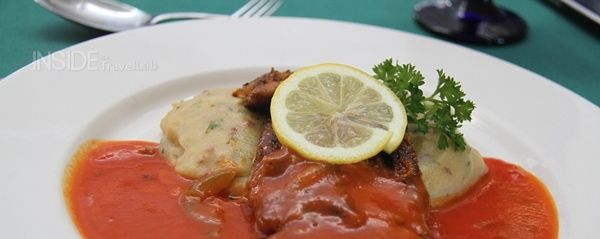 Bajan Recipe Flying Fish + Cou Cou & Creole Sauce!!