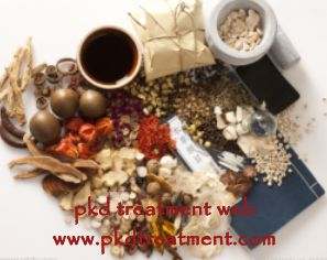 Chinese Medicine Treatment for End Stage Kidney Failure Other than Dialysis