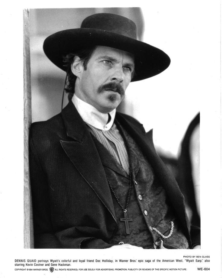 Dennis Quaid in Tombstone - Attori per Chaveyo