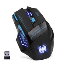 2016 New Wireless gaming mouse 2.4G wireless mouse backlight 2400dpi computer wireless mice //Price: $US $29.99 & FREE Shipping //     #samsung