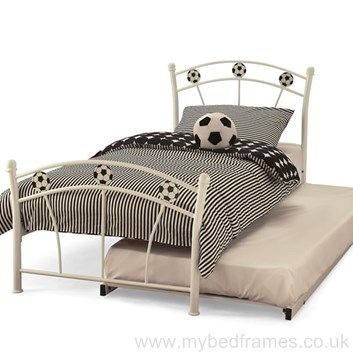 #Football themed #bed for children - #bedroomdesign