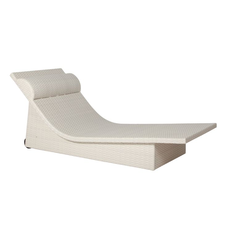 FORM CHAISE LOUNGE