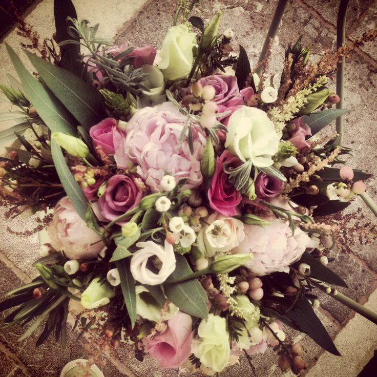 Kinsterna Hotel & Spa, Wedding Flowers