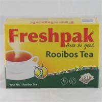Freshpak Rooibos Tea Bags (Pack of 80) 200g (BEST BY 2017)