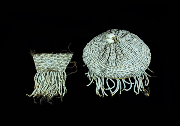 From 19th Century Papua New Guinea: Collingwood Bay Widow's Cap: Century Papua, Bays Widow, Collingwood Bays, 19Th Century, Widow Cap, Papua New Guinea