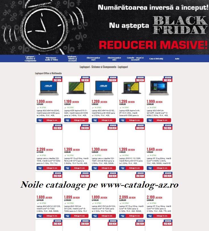 Catalog Media Galaxy Nu Astepta Black Friday 31 Octombrie 2017! Oferte: Anvelopa iarna TIGAR Winter 6002008183, 175/65/14, 144,90 lei; Laptop ASUS A541NA