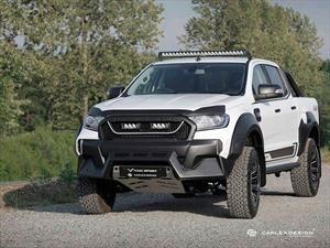Ford Ranger M-Sport, la baby Raptor