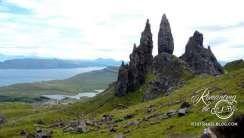 Isle of Skye, Scotland – Castles, waterfalls, sheep, fairy pools and hearts!