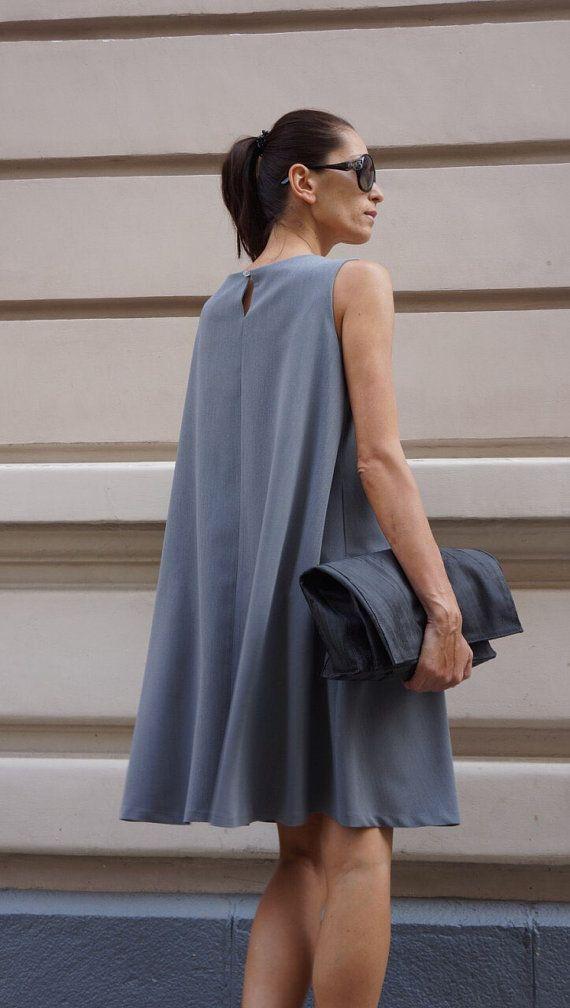 Neue Kollektion Sexy wenig grau Kleid / Doll Kleid / von Aakasha