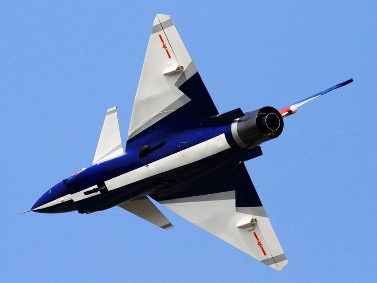 Fly Eagle Jet Model Factory J-10