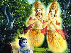 How Krishna liberated the sons of Kubera from their curse