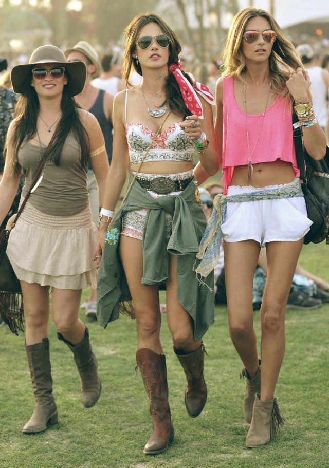 2014 Coachella - Best celebrity outfits | Celebrity Homes ...