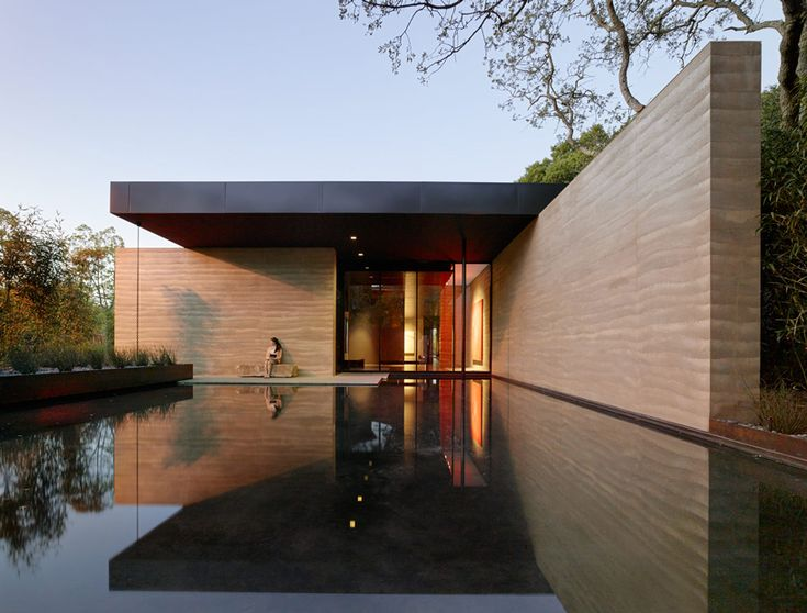 windhover contemplative center offers tranquility at stanford university - designboom | architecture
