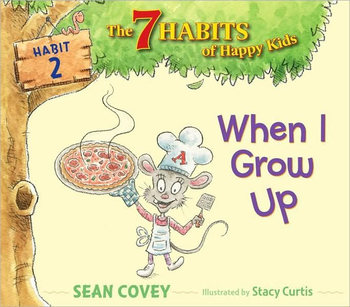 7 habits of happy kids activities | ... Distributors Sdn Bhd - THE 7 HABITS OF HAPPY KIDS #2: WHEN I GROW UP