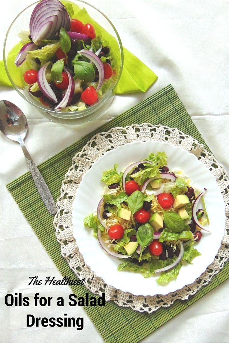 The Healthiest Oils for a Salad Dressing  What Is the Best Oil for Cooking? Healthy Cooking Oils #food #healthyfood Gdzie znajdziemy omega 3?  Jego źródłem są  np tłuste ryby zimnowodne, jak: makrela, śledź, sardynka, tuńczyk. Zaś spośród olejów roślinnych najbogatsze w omega 3 są:  olej lniany, olej rydzowy, orzechowy i olej z konopi .