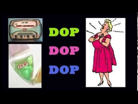 PUB RADIO RETRO ANNEES 50 DOP DOP DOP par BOURVIL, Maurice CHEVALIER, Mado ROBIN. - YouTube