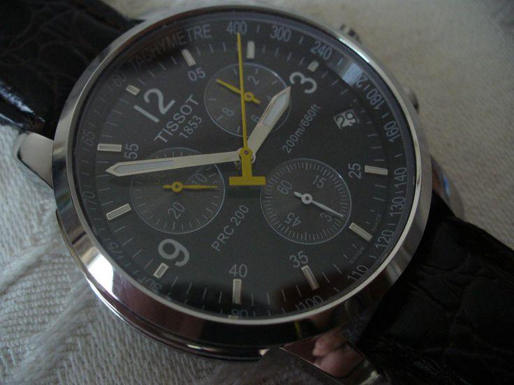 Часы tissot t461 оригинал б/у фото, Цена - 1499900