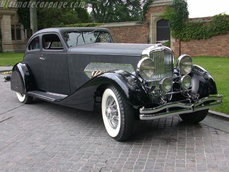 Duesenberg***Research for possible future project.