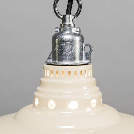 Lampa wisząca Stratum biała
