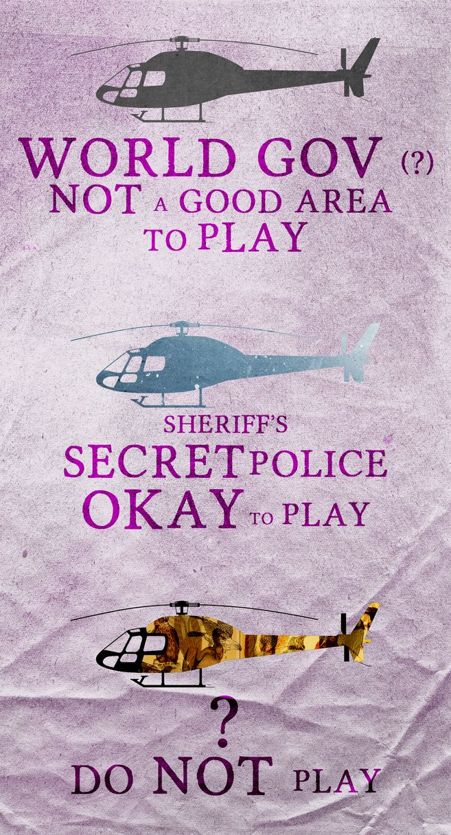 The Night Vale Guide to Helicopters