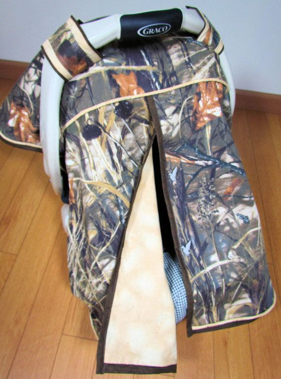 Camo Car Seat Canopy In Realtree Advantage Max 4 Hd