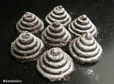 Mézeskalács konyha: Piramis