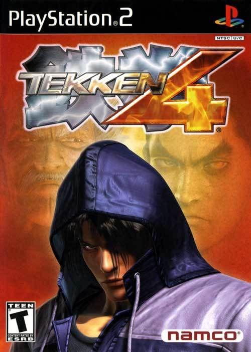 Tekken 4 - PS2 Game