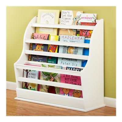 the organized bookcase this has everyone for bookshelf with pin playroom ikea keep hack storage hacks kids